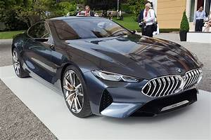 It's back! BMW Concept 8series previews new plush coupe CAR Magazine