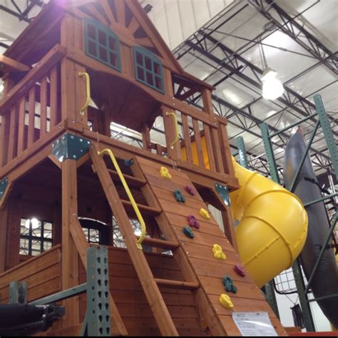 hard  beat  costco play structure cool play