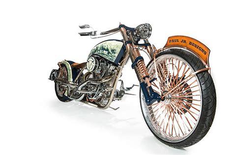Paul Teutul Jr. Unveils Buffalo Chip® Legends Ride® Custom