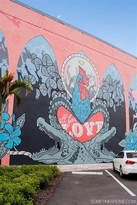street murals  tampa bay florida    find