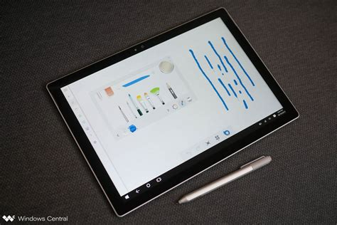 microsoft surface pro 4 review windows central