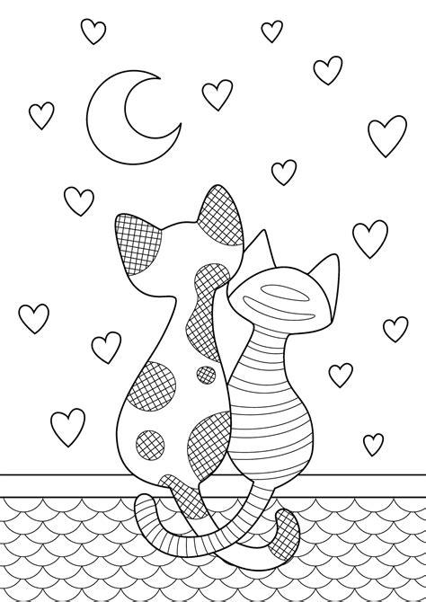giochi di colorare per bambini san valentino disegni da colorare per bambini