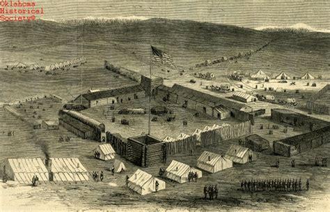 fort supply fort  encyclopedia  oklahoma history