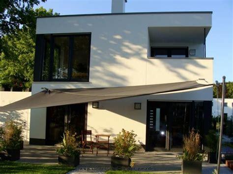 Segel Für Terrasse by Sonnensegel Aufrollbar Bilder Beispiele Und L 246 Sungen