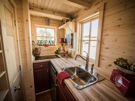 cool tiny houses  wheels hgtv