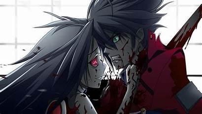 Anime 1080p Boy Blood Getwallpapers Murder