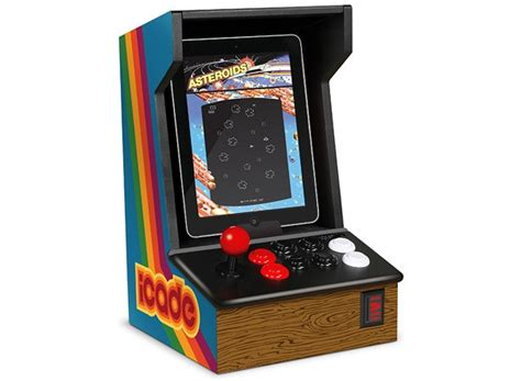 Icade Arcade Cabinet For Ipad The Tech Journal