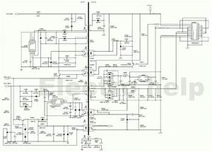 Samsung Tu40eo Led Lcd Tv Power Supply - Schematic