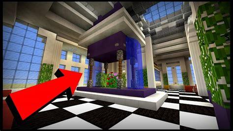 minecraft living room design ideas youtube