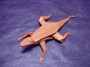 Origami Reptiles 1