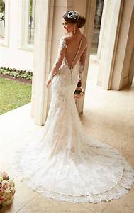 Wedding Dresses with Sleeves | Wedding Gown with Lace ...