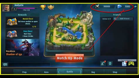 Mobile Legends Hack 2018 Free Diamonds