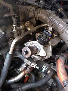 Egr Valve Removal And Cleaning