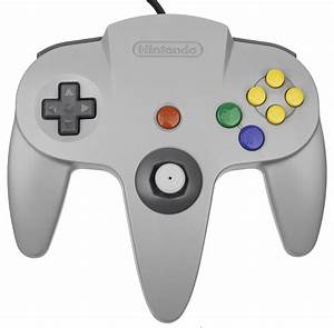 Image Gallery nintendo 64 controller