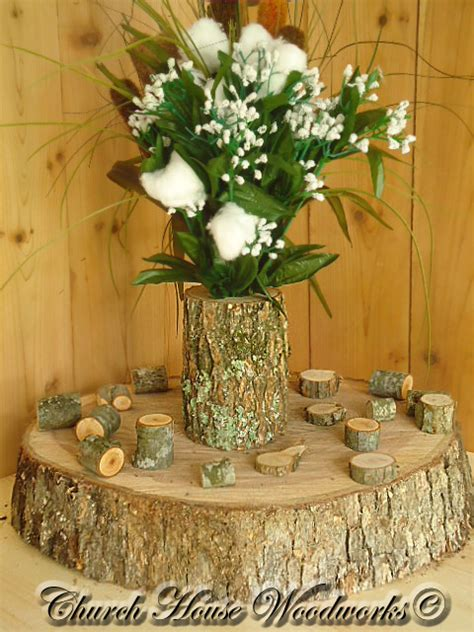 place card holder set of rustic 4 weddings rustic wedding centerpieces tree