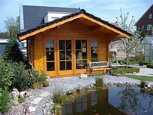 Gartenhaus Mit Glasfront : gartenhaus in g tersloh pollmeier holzbau gmbh ~ Sanjose-hotels-ca.com Haus und Dekorationen