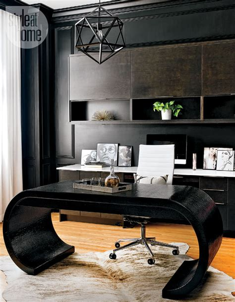 Interior Dramatic Modern Home  Style At Home