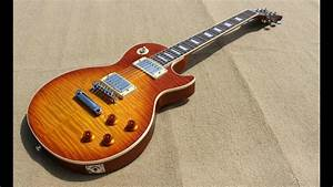 Fake Chinese Gibson Les Paul Review And Demo  1