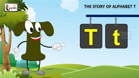 Story Of Letter T