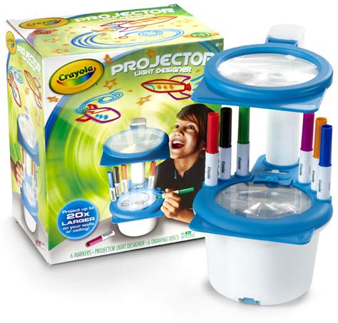crayola projector light designer toys