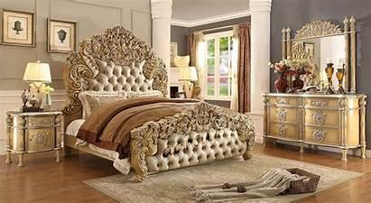 Bedroom Royal Furniture Wooden Bed Aarsun Handmade