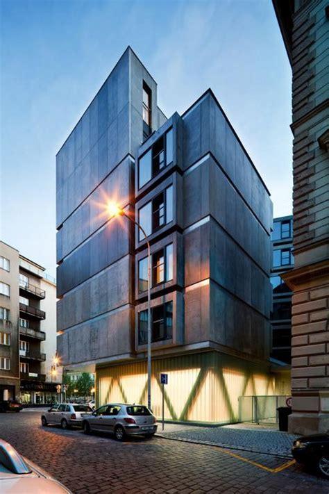 Apartment Building With Gym   Prague Development   e architect