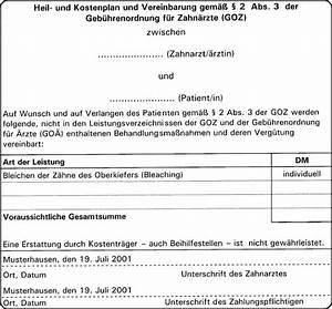 Liquidation Rechnung : privatliquidation die abgrenzung zwischen zahnmedizinisch notwendiger heilbehandlung und ~ Themetempest.com Abrechnung