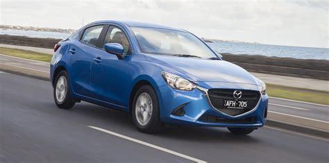 Mazda Car : 2016 Mazda 2 Sedan Review