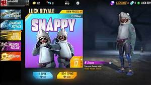 Free, Fire, Snappy, Bundle, Now, In, Diamond, Royale, All, You