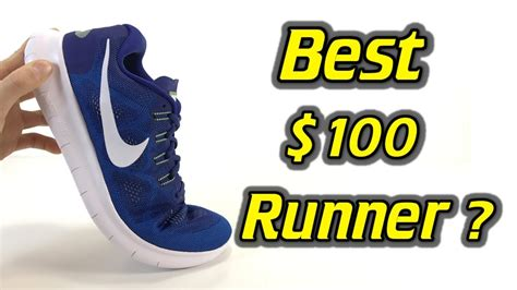Nike Free Rn 2017 Review  Best $100 Running Shoe? Youtube