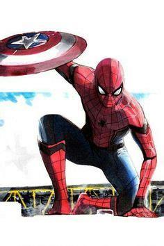spider man captain america civil war marvel movies