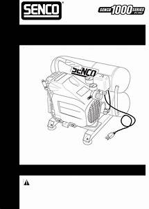 Senco Air Compressor Pc1001 User Guide