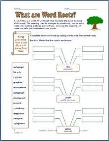 classroom freebies prefix suffix and word root printables