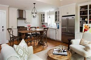 open kitchen floor plan transitional kitchen With kitchen cabinet trends 2018 combined with pottery barn wood wall art