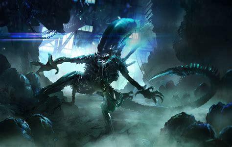 Artwork Xenomorph Aliens Wallpapers Hd Desktop And