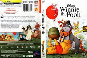 Winnie the Pooh 2011 DVD Cover