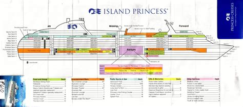 island princess deck plans 2012 the museum of modern irrelevance momi alaskan odyssey