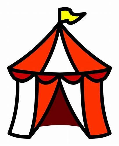 Circus Tent Clipart Club Transparent Penguin Festival
