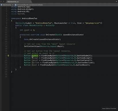 Visual Studio Mac Start Window Microsoft Dark