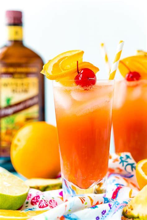 planter s punch cocktail recipe sugar soul
