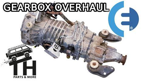 vw t3 syncro 4wd gearbox restoration sprinklers