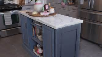 build a kitchen island out of cabinets kitchen island build