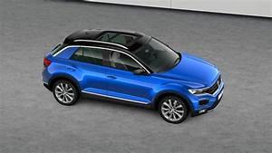 Volkswagen Golf Carat Exclusive : volkswagen t roc carat exclusive le b suv de luxe the automobilist ~ Medecine-chirurgie-esthetiques.com Avis de Voitures
