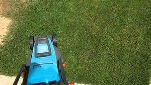 Gardena Powermax 32e : gardena 32e powermax mowing lawn youtube ~ Eleganceandgraceweddings.com Haus und Dekorationen