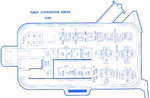 Dodge Ram 1500 5 2l 1998 Ignition Fuse Box  Block Circuit Breaker Diagram