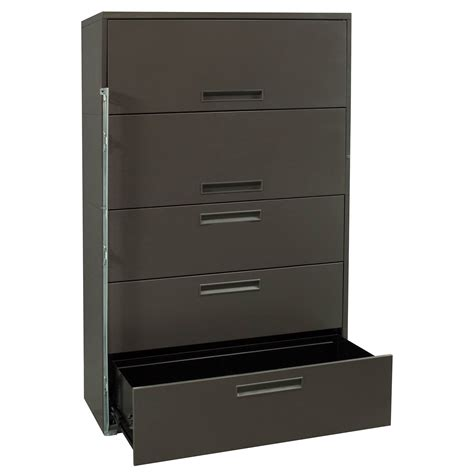 Meridian File Cabinets Remove Drawers by Herman Miller Meridian Used 42 Inch 5 Drawer Lateral File