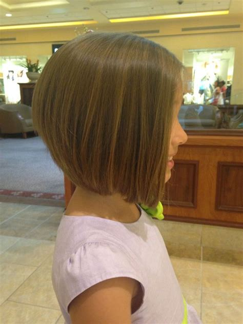 Kid Bob Hairstyles by Pin By Andrea Mize On Hayden S Haircut Hair Cuts Bob