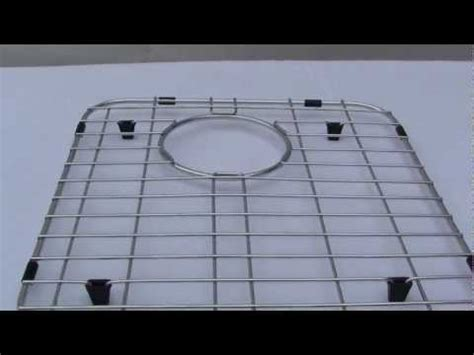 stainless steel kitchen sink protectors sink grid gr512r sink protector stainless steel kitchen 8267