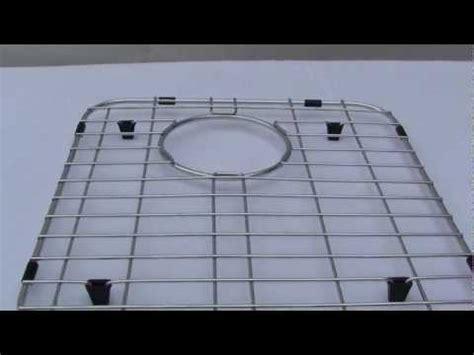 Sink Grid GR512R Sink Protector   Stainless Steel Kitchen