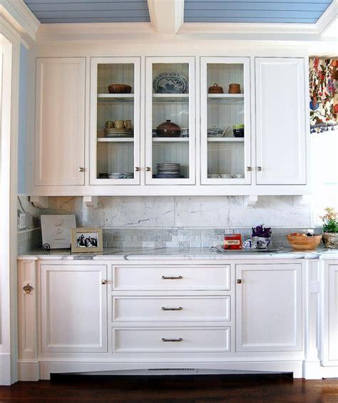 buffets de cuisine buffet de cuisine blanc 37 designs vintage pratiques